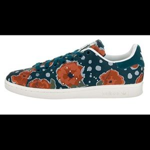 Adidas Stan Smith Floral Sneakers